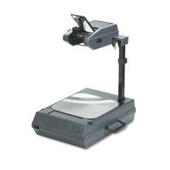 Overhead Projector, folding briefcase