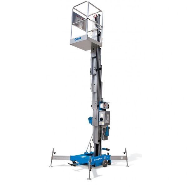 Lift, Man Platform (electric)
