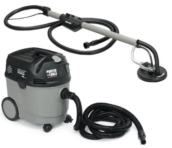Sander, Drywall w/ Vacuum