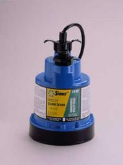 "Pump, Submersible 3/4"" Electric"