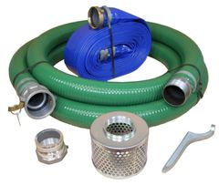 Pump Hose, Suction 20'