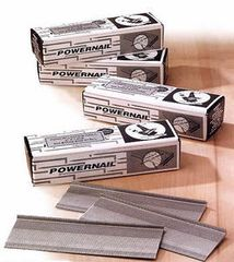 Nails, Stainless Steel (Powercleats 1000/Box)