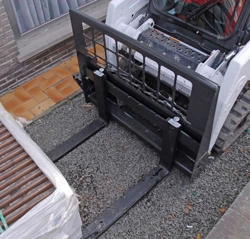 Pallet Fork, Attachment (Bobcat)