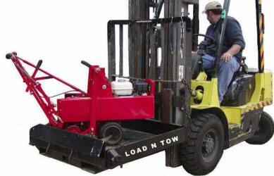 Jib Boom, Forklift (Load-n-tow)