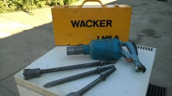 Hammer, Rotary Pneumatic 12 lbs.