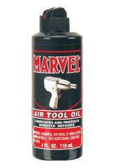 Oil, Marvel Air Tool