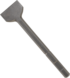 "Chisel, Scaling (Demolition Hammer 3/4"" Hex)"