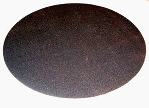 "Sandpaper, Floor Maintainer w/ Adhesive Backing (17"" Diameter)"