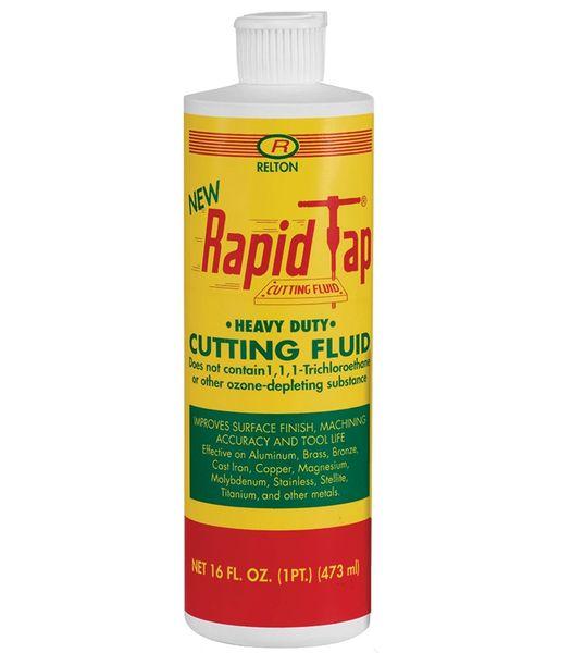 Oil, Cutting Fluid Relton Rapid Tap 16 Oz