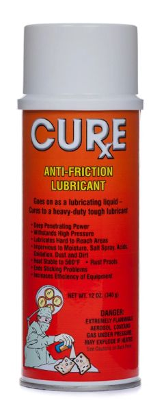 Oil, Lube Cure Anti-Friction Lubricant
