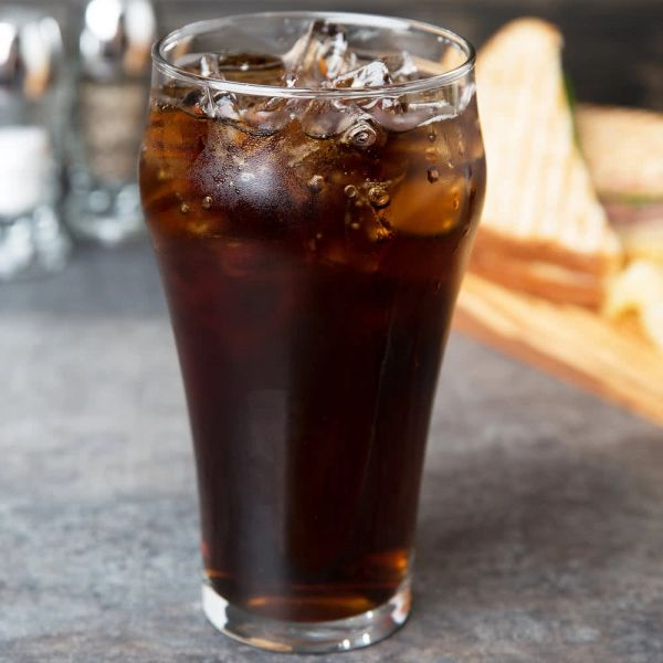 Glass, Bell Soda (12 OZ)