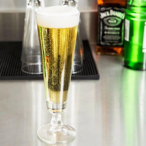 Glass, Pilsner - Footed (10 OZ)
