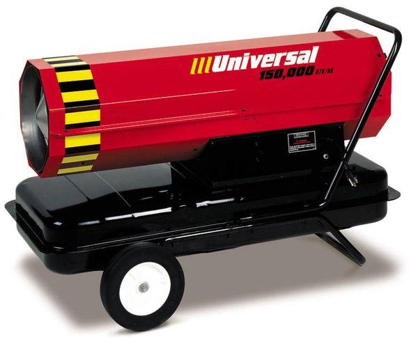 Heater, Kerosene 150,000-BTU