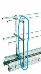 Guard Rail Upright 4'