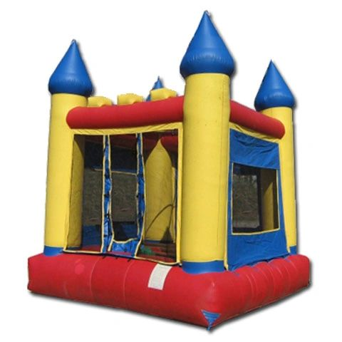Bounce Ride, Castle