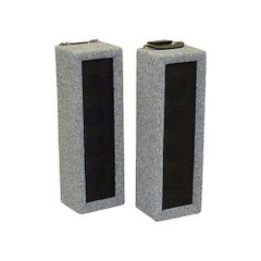 P.A. Lectern Speakers (Carpeted)