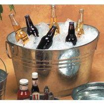 Cooler, Wash Tub
