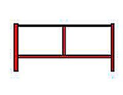 Scaffold Frame, 5' x 2'