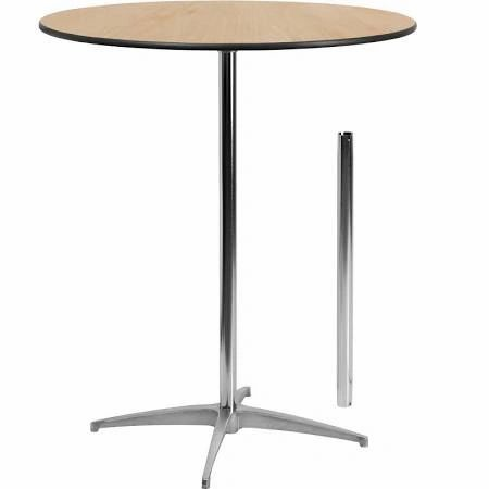 Table, Multi-Pedestal Round 36""