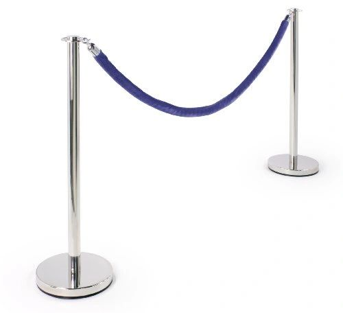 Stanchion, Aisle (Chrome)