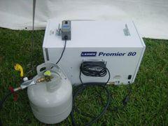 Heater, Tent Propane 80,000-BTU