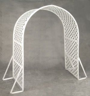 Arch, Wedding Lattice