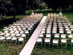 Aisle Runner, Ivory Carpet (3' x 25')