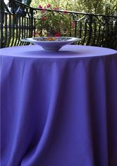 Tablecloth, Round 90""