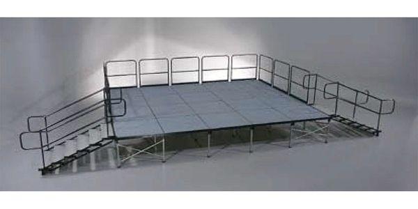 Stage, Deck 4' x 4'