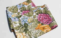 "Tablecloth, Square 72"" (Floral, Paisley, and Prints)"