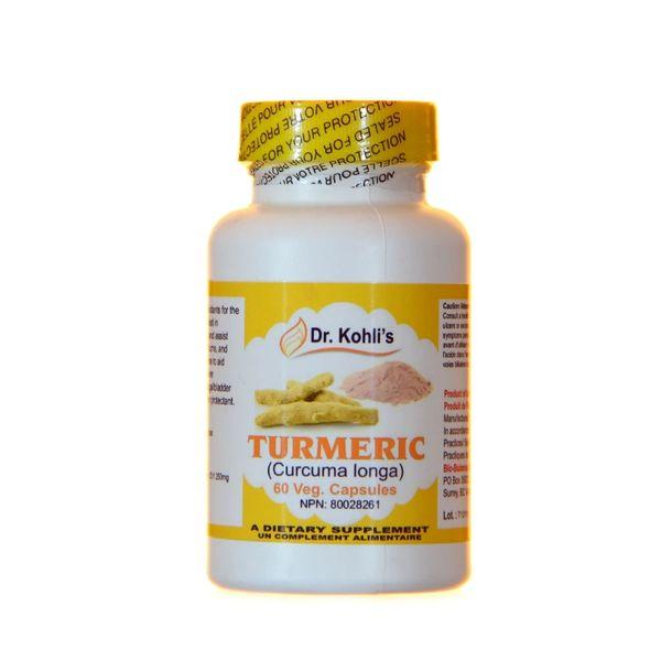 Turmeric Capsules 60