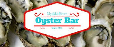 Fresh oysters that the Myakka Oyster Bar serves up daily.