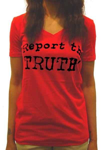 Report the Truth Ladies