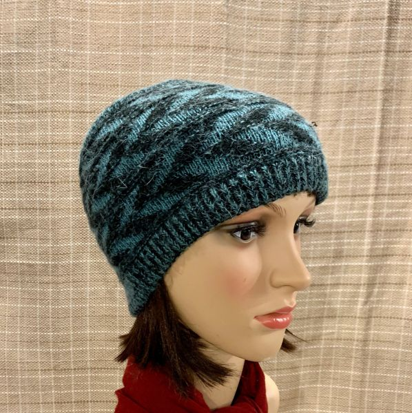 Fleece Lined Headband Dark Teal