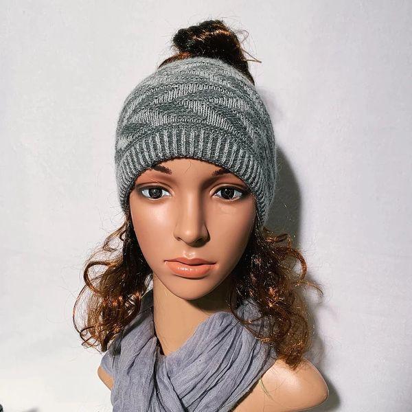 Gray mix Headband/Neck Warmer