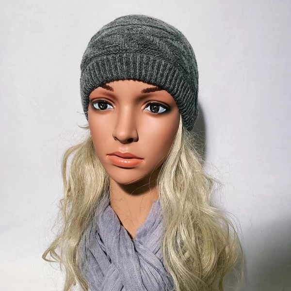 Dark Gray Headband/Neck Warmer