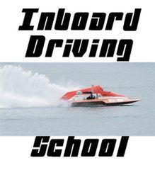 Inboard Racing School - August 12-13 Pateros, WA
