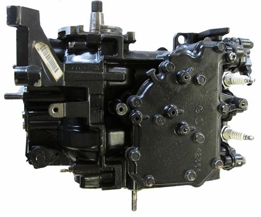 New Mercury J/AX short block (complete powerhead less carburetor, ignition and starter). $1,050 plus shipping.