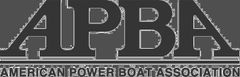 APBA Boat Decal