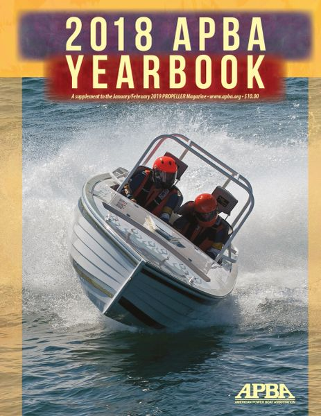 2018 APBA Yearbook
