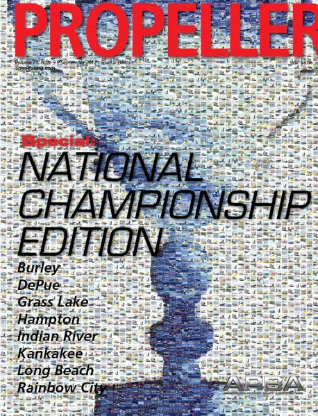 Propeller Magazine National Champions 2012
