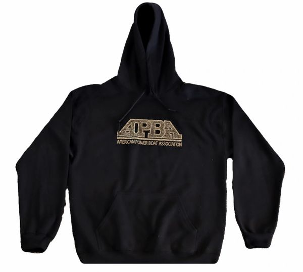 APBA Rhinestone Sweatshirt