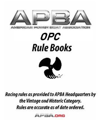 OPC Rulebook
