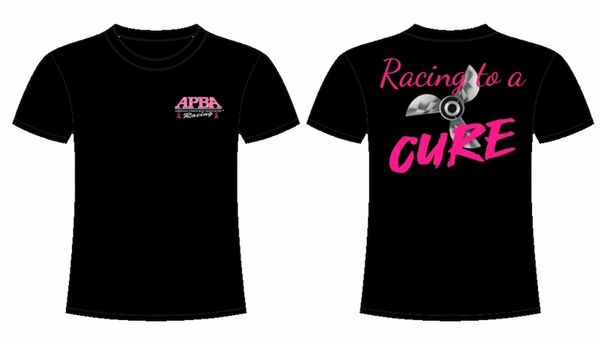 Racing to a CURE T-Shirt