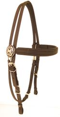 Bridle - Browband Headstall / Hackamore Headstall