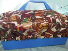 Tote Cover by Equine Embellishments - Lot's of Boots!