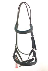"Biothane Bridle - Bit-less Side Pull ""IN STOCK ITEM SALE!"""