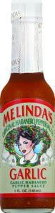 "Melinda's Garlic Habañero Pepper Sauce - (Twelve ""12"" Pack Of 5 Oz. Bottles)"