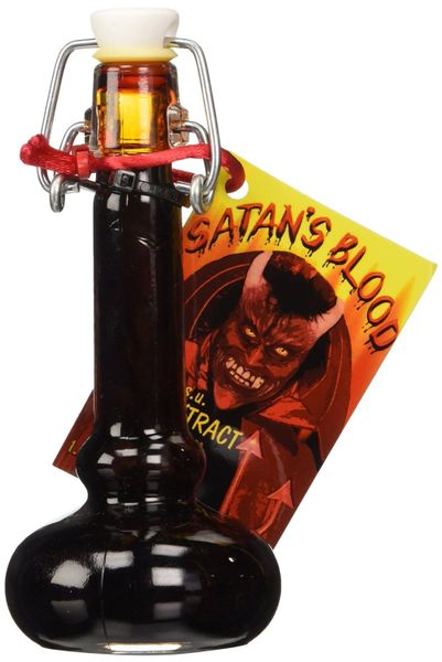 Satan's Blood Chili Extract – (Single 1.35 Oz. Bottle)
