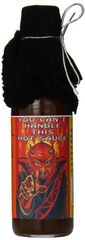 """You Can't Handle This Hot Sauce with Black Velvet Topper – (Twelve """"12"""" Pack Of 5.5 Oz. Bottles)"""